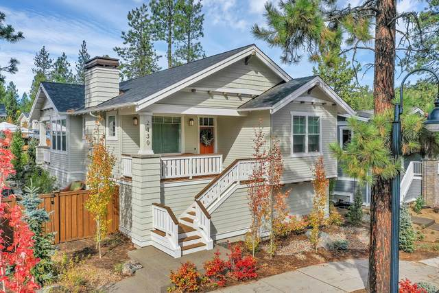2430 NW Crossing Drive, Bend, OR 97703 (MLS #220110638) :: The Payson Group