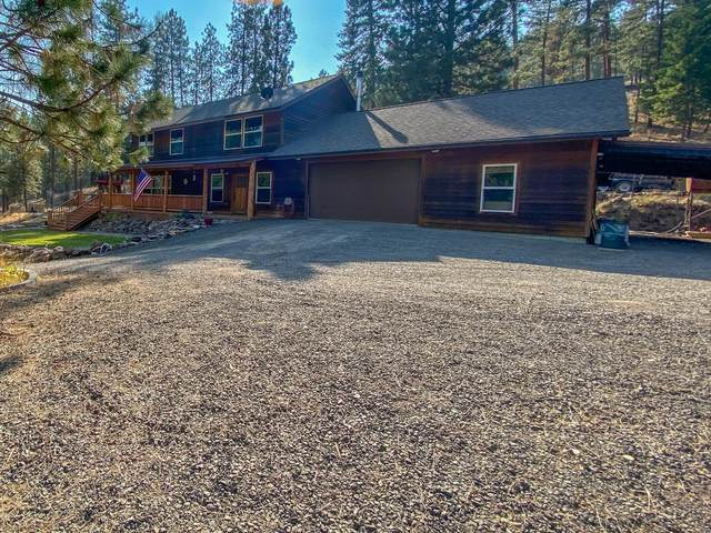 16166 NE Sealy Springs Road, Prineville, OR 97754 (MLS #220110644) :: The Ladd Group