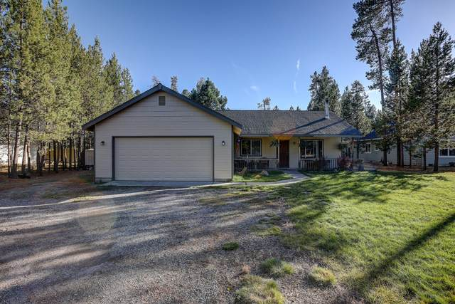 17455 Rail Drive, Bend, OR 97707 (MLS #220110655) :: The Ladd Group