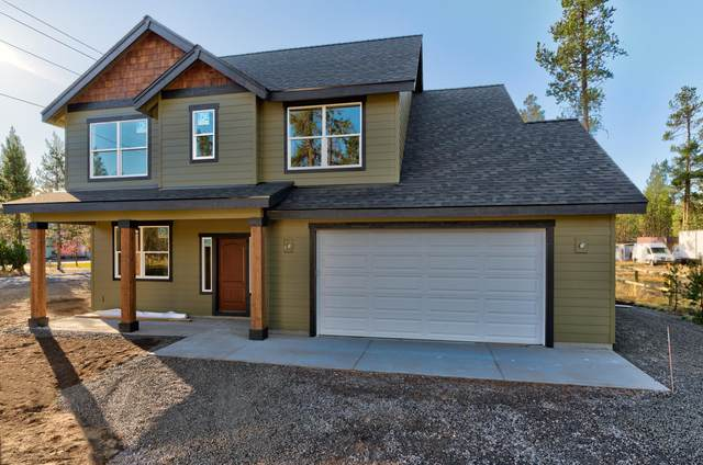 17395 Kingfisher Drive, Bend, OR 97707 (MLS #220110860) :: Rutledge Property Group