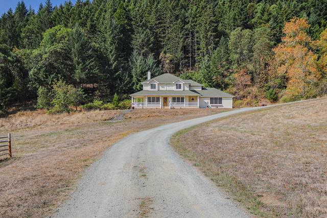 1310 Spring Brook Road, Myrtle Creek, OR 97457 (MLS #220110861) :: The Payson Group