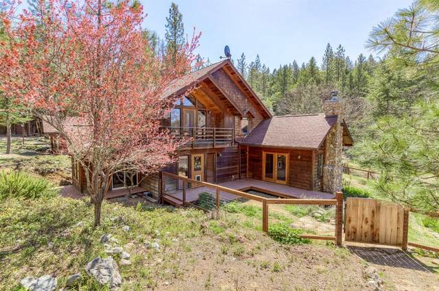 10271 Sterling Creek Road, Jacksonville, OR 97530 (MLS #220110869) :: The Payson Group