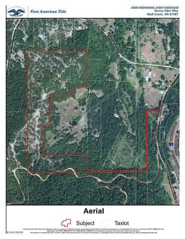 0 Copper Queen Road, Wolf Creek, OR 97497 (MLS #220110879) :: Vianet Realty