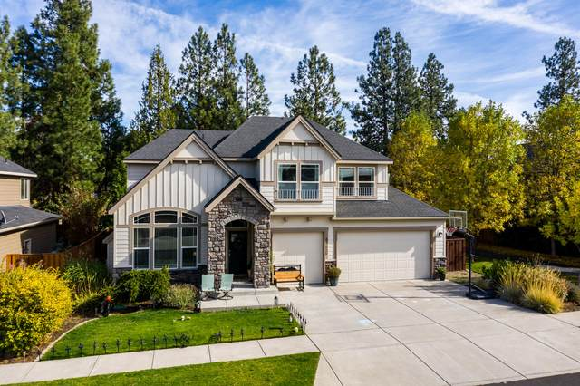61350 Huckleberry Place, Bend, OR 97702 (MLS #220111046) :: Vianet Realty