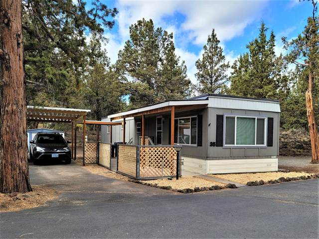 2200 NE Hwy 20 #35, Bend, OR 97701 (MLS #220111092) :: Fred Real Estate Group of Central Oregon