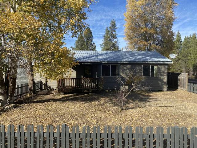 16412 Burgess Road, La Pine, OR 97739 (MLS #220111111) :: Fred Real Estate Group of Central Oregon
