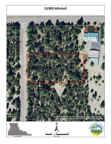 51380 Mitchell Road, La Pine, OR 97739 (MLS #220111127) :: The Ladd Group