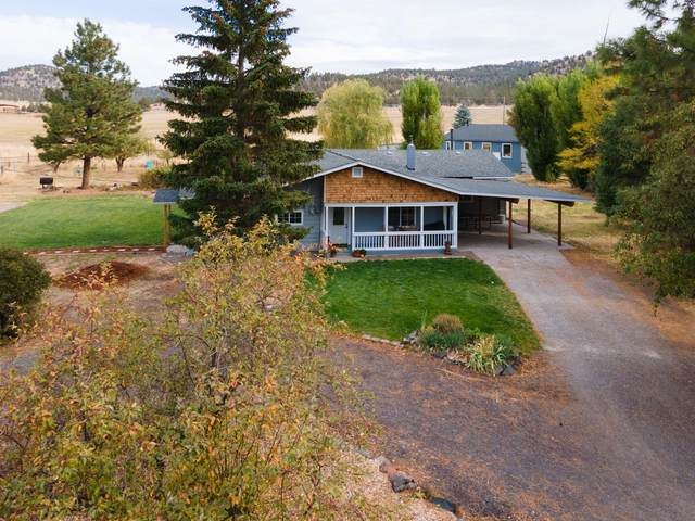 15117 NE Ochoco Highway, Prineville, OR 97754 (MLS #220111165) :: Fred Real Estate Group of Central Oregon