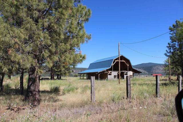 TL 700 River Bend Road, Chiloquin, OR 97624 (MLS #220111206) :: Central Oregon Home Pros