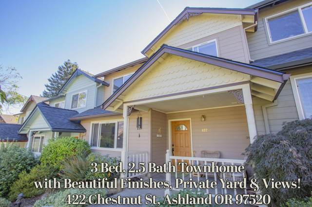 422 Chestnut Street, Ashland, OR 97520 (MLS #220111283) :: Berkshire Hathaway HomeServices Northwest Real Estate