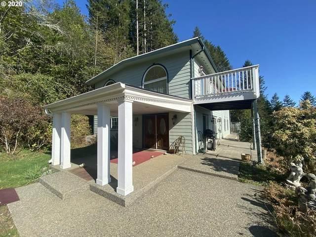 16954 Ferry Creek Heights Road, Brookings, OR 97415 (MLS #220111293) :: Premiere Property Group, LLC