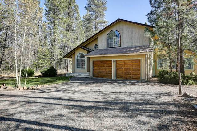 52606 Skidgel Road, La Pine, OR 97739 (MLS #220111315) :: The Ladd Group