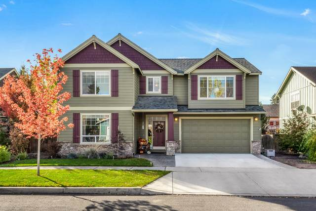 2969 NW Cabernet Lane, Bend, OR 97703 (MLS #220111329) :: Fred Real Estate Group of Central Oregon