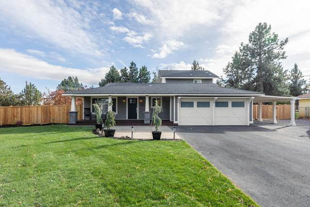 62814 Aladdin Court, Bend, OR 97701 (MLS #220111505) :: The Ladd Group