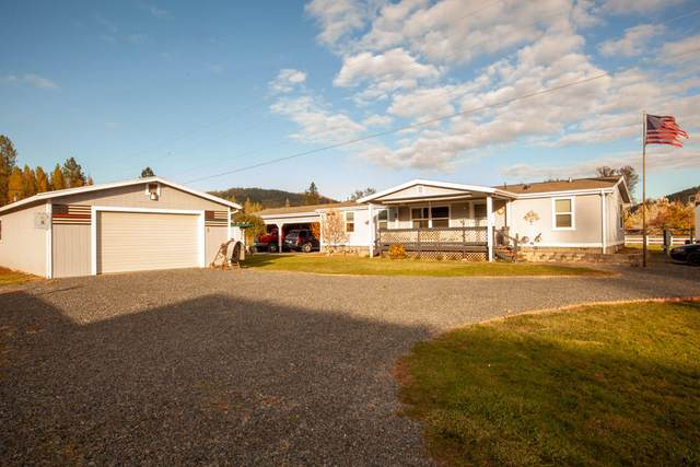 8375 E Evans Creek Road, Rogue River, OR 97537 (MLS #220111528) :: The Ladd Group