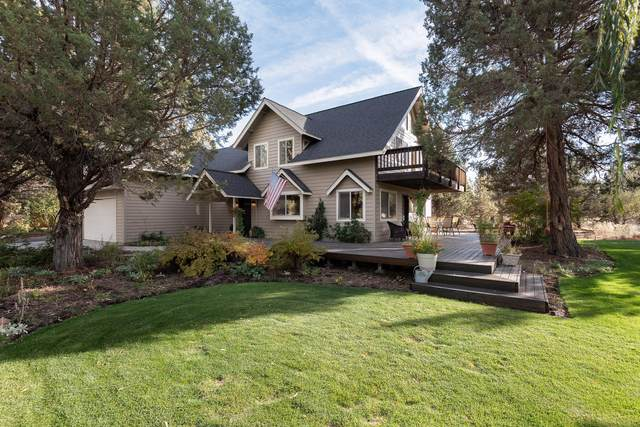 23111 Chisholm Trail, Bend, OR 97702 (MLS #220111545) :: Fred Real Estate Group of Central Oregon