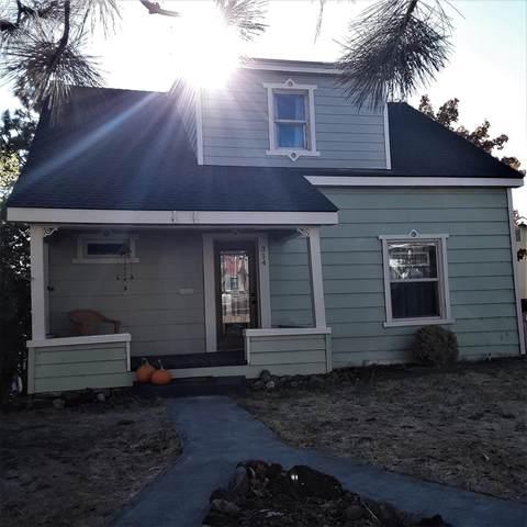 314 Washington Street, Klamath Falls, OR 97601 (MLS #220111552) :: Central Oregon Home Pros