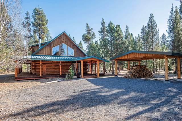 1620 Micah Lane, La Pine, OR 97739 (MLS #220111584) :: Team Birtola   High Desert Realty