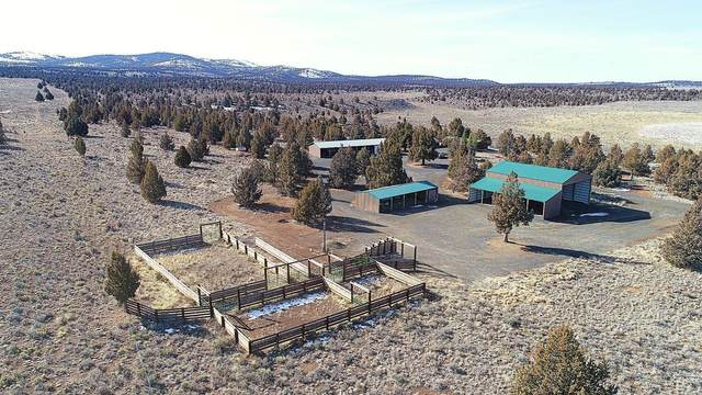 45600 SE Price-Twelve Mile Road, Prineville, OR 97754 (MLS #220111595) :: Fred Real Estate Group of Central Oregon