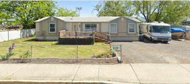 233 Freeman Rd. Road, Central Point, OR 97502 (MLS #220111634) :: The Payson Group