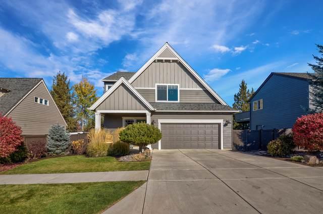 2660 NE Jill Court, Bend, OR 97701 (MLS #220111701) :: Fred Real Estate Group of Central Oregon