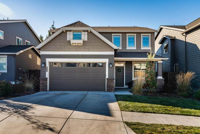 63149 NE Meridian Place, Bend, OR 97701 (MLS #220111704) :: Coldwell Banker Sun Country Realty, Inc.