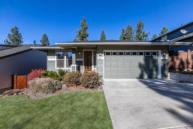 2427 NW Quinn Creek Loop, Bend, OR 97703 (MLS #220111727) :: Coldwell Banker Sun Country Realty, Inc.