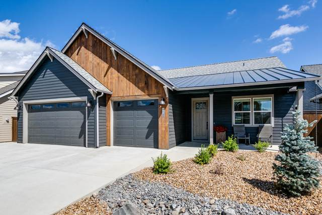 4355-Lot 178 SW Badger Creek Drive, Redmond, OR 97756 (MLS #220111734) :: The Ladd Group