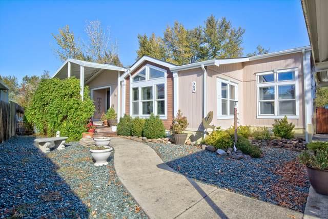 93 Northridge Terrace #28, Medford, OR 97501 (MLS #220111763) :: Berkshire Hathaway HomeServices Northwest Real Estate