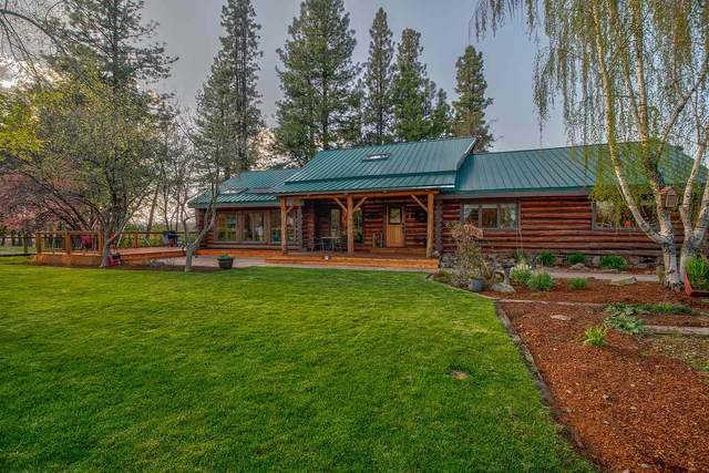 32907 River Bend Road, Chiloquin, OR 97624 (MLS #220111800) :: The Ladd Group