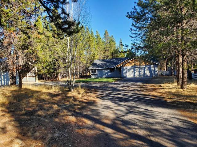 53085 Loop Drive, La Pine, OR 97739 (MLS #220111997) :: The Riley Group
