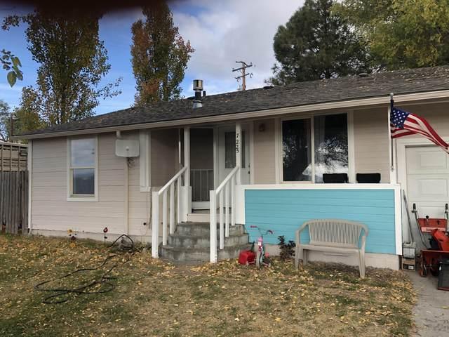 7225 Henley Road, Klamath Falls, OR 97603 (MLS #220112011) :: Premiere Property Group, LLC