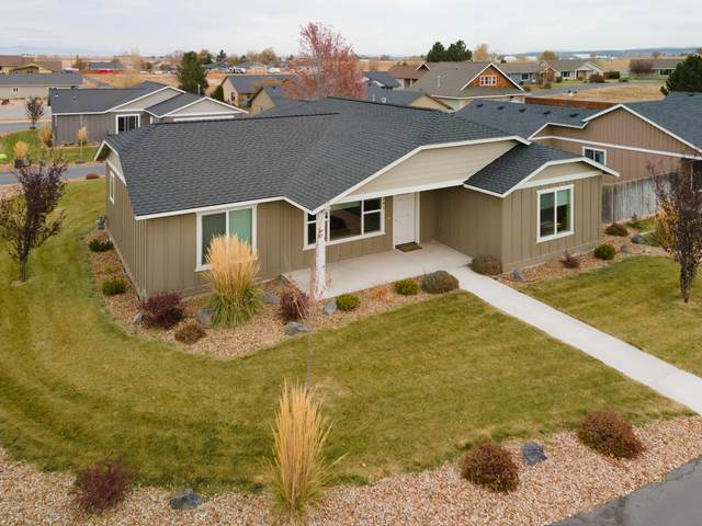541 Sunrise Circle, Metolius, OR 97741 (MLS #220112045) :: Top Agents Real Estate Company