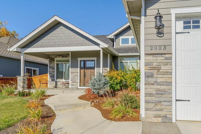 2023 Jeremy Street, Central Point, OR 97502 (MLS #220112422) :: Top Agents Real Estate Company