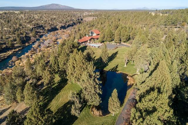 20590 Arrowhead Drive, Bend, OR 97703 (MLS #220112717) :: The Payson Group