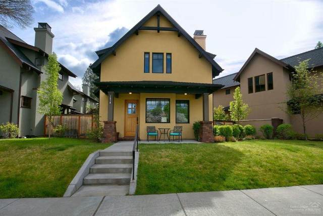 1514 NW Awbrey Road, Bend, OR 97703 (MLS #220112823) :: Top Agents Real Estate Company
