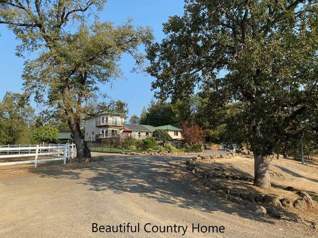 1999 Crowfoot Road, Eagle Point, OR 97524 (MLS #220112829) :: The Payson Group