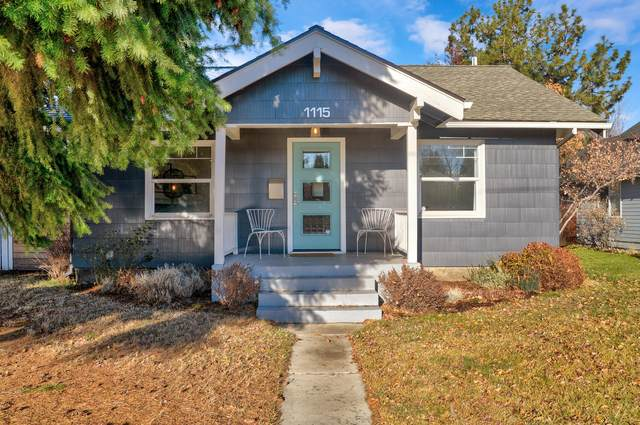 1115 NW Harmon Boulevard, Bend, OR 97703 (MLS #220112958) :: Team Birtola | High Desert Realty