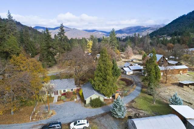 939 Thompson Creek Road, Applegate, OR 97530 (MLS #220113019) :: Team Birtola | High Desert Realty