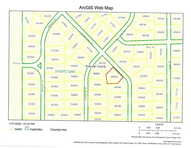 Lot 2 Scott View Drive, Chiloquin, OR 97624 (MLS #220113031) :: Bend Homes Now