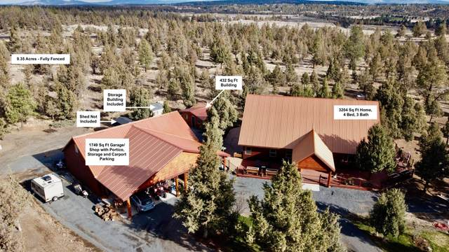 64810 Bill Martin Road, Bend, OR 97703 (MLS #220113032) :: Team Birtola | High Desert Realty