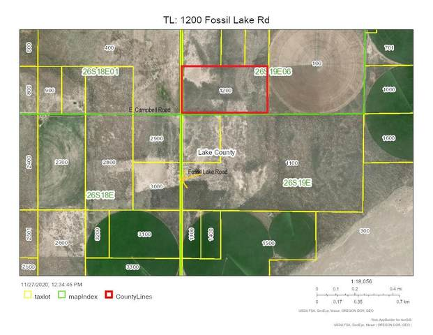 1200 TL Fossil Lake Rd [26S19e06-00-01, Christmas Valley, OR 97641 (MLS #220113100) :: Bend Homes Now