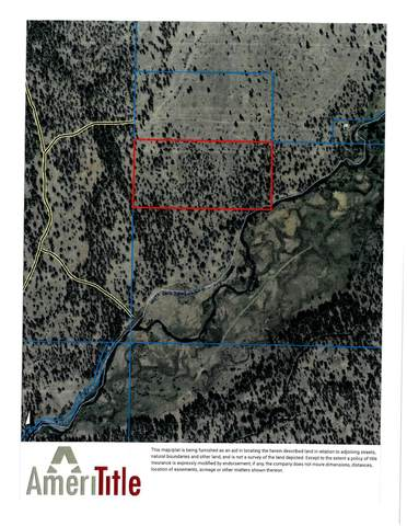 2000 North Fork Sprague River, Bly, OR 97622 (MLS #220113196) :: The Ladd Group
