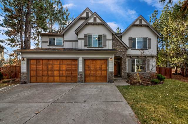 60943 Snowberry Place, Bend, OR 97702 (MLS #220113200) :: Bend Homes Now