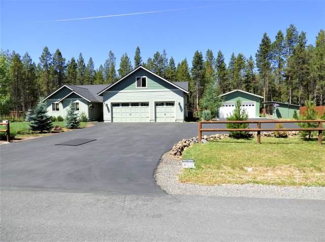 56291 Tree Duck Road, Bend, OR 97707 (MLS #220113238) :: The Riley Group