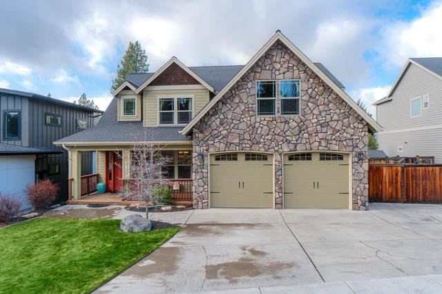 60817 Yellow Leaf Street, Bend, OR 97702 (MLS #220113244) :: The Ladd Group