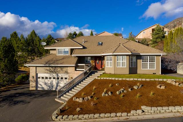 5615 Basin View Drive, Klamath Falls, OR 97603 (MLS #220113279) :: Premiere Property Group, LLC
