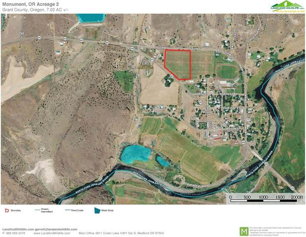 Long Creek-Kimberly Hwy, Monument, OR 97864 (MLS #220113572) :: Berkshire Hathaway HomeServices Northwest Real Estate