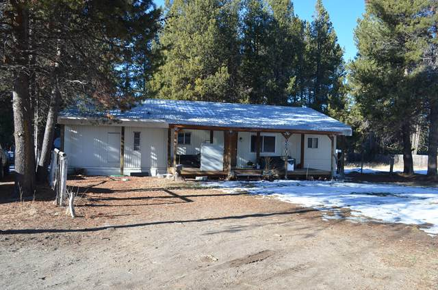 136010 Hwy 97, Crescent, OR 97733 (MLS #220113694) :: The Payson Group