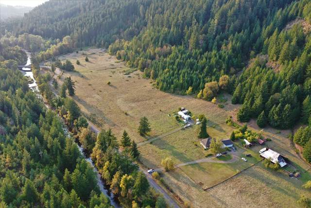39935 Layng Creek Road, Cottage Grove, OR 97424 (MLS #220114181) :: Fred Real Estate Group of Central Oregon